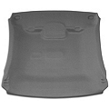 ABS Headliner - Coupe - Dark Charcoal (99-04 All) - AM Restoration AFH47-2001