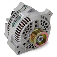 PAPerformance Alternator - 130 Amp (87-93 5.0L) - PA Performance 1619
