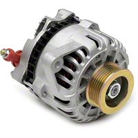 PAPerformance Alternator - 130 Amp (01-04 V6) - PA Performance 2503