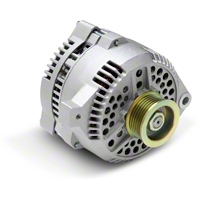 PAPerformance High Output Alternator - 200 Amp (87-93 5.0L) - PA Performance 1619HO