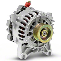 PAPerformance High Output Alternator - 170 Amp (99-04 GT) - PA Performance 2264HO