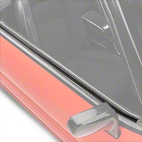 Outer Door Belt Weatherstrip Kit - Convertible (87-93 All) - AM Restoration KF2049