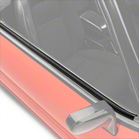 Inner And Outer Door Belt Weatherstrip Kit - Convertible (88-93 All) - AM Restoration KF2072