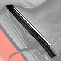 Inner Quarter Window Belt Weatherstrip Kit - Convertible (83-93 All) - AM Restoration KF2069
