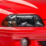 Smoked Headlights (87-93 All) - AM Lights FR121-6AS