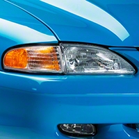 Stock OE Headlights (94-98 All) - AM Lights FR181-B0014