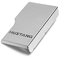 Dead Pedal Cover - Mustang Logo (05-14 All) - AM Interior DP6021