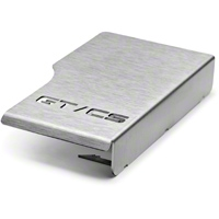 Dead Pedal Cover - GT/CS Logo (05-14 All) - AM Interior DP6024