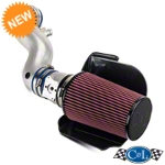 C&L Cold Air Intake w/ 80mm MAF (96-01 GT) - C&L 10699-P