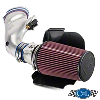C&L Cold Air Intake w/ 80mm MAF (01 Bullitt) - C&L 10699-PB