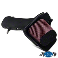C&L Cold Air Intake (07-09 GT500) - C&L 10699-07S