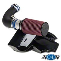 C&L Cold Air Intake w/ 95mm MAF (10 GT) - C&L 10699-10-P