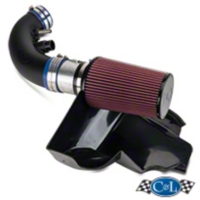C&L Racer Cold Air Intake (11-14 GT) - C&L 10699-11-P