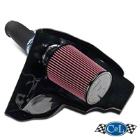 C&L Cold Air Intake (11-14 V6) - C&L Performance 117-11P
