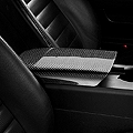 Carbon Fiber Arm Rest Cover (05-09 All) - Trufiber TC10024-LG38