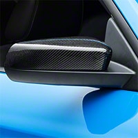 Carbon Fiber Mirror Covers (10-14 All) - AM Exterior TC10025-LG76