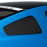 Carbon Fiber Window Covers (10-14 All) - AM Exterior TC10025-LG53