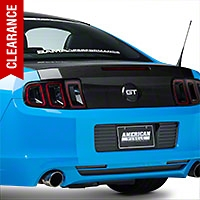 Carbon Fiber Trunk Lid (10-14 All) - AM Exterior TC10025-CS3