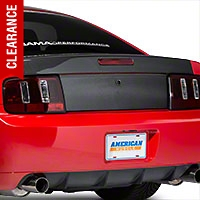 Carbon Fiber Trunk Lid (05-09 All) - AM Exterior TC10024-CS4
