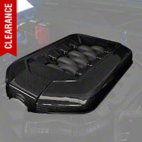 Carbon Fiber Engine Cover (11-14 GT) - AM Exterior TC10025-LG54