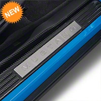 Carbon Fiber Door Sills (05-14 All) - AM Interior TC010-LG108