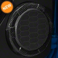 Carbon Fiber Speaker Rings (05-09 All) - AM Interior TC10024-LG106