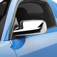 Chrome Mirror Covers (05-09 All) - AM Exterior MIR-05-CH||MIR-05-CH