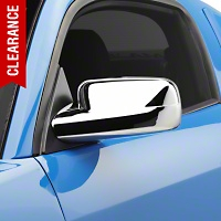 Chrome Mirror Covers (05-09 All) - AM Exterior MIR-05-CH
