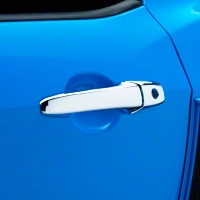 Chrome Door Handle Covers (05-14 All) - AM Exterior DHC-05-CH