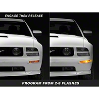 One-Touch Turn Signal Kit (05-09 All) - AM Lights OTS-1M5