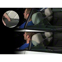 One-Touch Rear Window Kit - Convertible (10-14 All) - AM Interior OTW-1M10