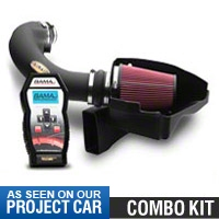 Airaid CAI and Bama Tuner (11-13 GT) - SCT||Airaid KIT||38018||3015||52104||450-264