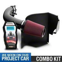 JLT Carbon Fiber CAI and Bama Tuner (11-14 GT) - Bama KIT