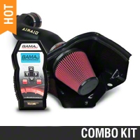 Airaid Race CAI and Bama Tuner (05-09 GT) - Airaid 52109||450-304||38018||3015
