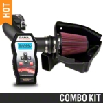 Airaid Race CAI and Bama Tuner (11-14 GT) - Airaid KIT||38018||3015||52220||450-303