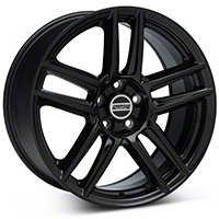 Black Boss Laguna Seca Style Wheel - 19x9 (05-14 All)