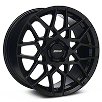2013 GT500 Gloss Black Wheel - 18x9 (94-04 All)