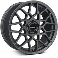 Charcoal 2013 Style GT500 Wheel - 18x9 (05-14 All)