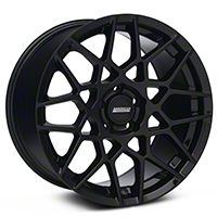 2013 GT500 Style Gloss Black Wheel - 18x10 (05-14 All) - American Muscle Wheels GT5-816545B