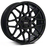 2013 GT500 Gloss Black Wheel - 19x8.5 (05-14 GT, V6)