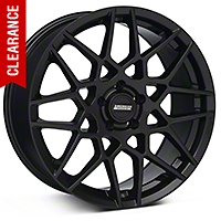 2013 GT500 Style Gloss Black Wheel - 19x8.5 (94-04 All)