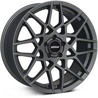 2013 GT500 Style Charcoal Wheel - 19x8.5 (05-14 GT, V6) - American Muscle Wheels 99372G05
