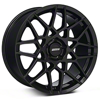 2013 GT500 Style Gloss Black Wheel - 19x9.5 (05-14 All) - American Muscle Wheels GT5-9956535B