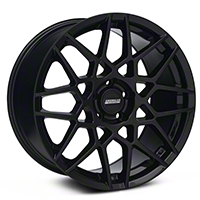 2013 GT500 Style Gloss Black Wheel - 19x10 (05-14 All) - American Muscle Wheels GT5-916548B