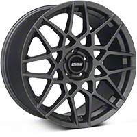 2013 GT500 Style Charcoal Wheel - 19x10 (2015 All) - American Muscle Wheels 99376G15