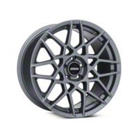 Charcoal 2013 Style GT500 Wheel - 19x10 (05-14 All)