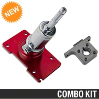 SR Performance Shifter and Bracket - MT-82 (11-14 GT, V6) - SR Performance 64100||64101