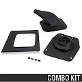 Shifter Boot and Bezel Kit - Manual (87-93 All) - AM Restoration 12129||12131||12733||87223
