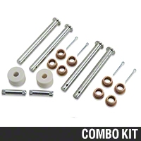 Door Hinge Pin and Roller Kit (82-93 All) - AM Restoration 17222||87201||87230||682