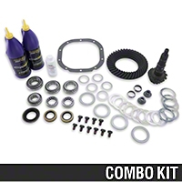 Ford Racing 4.10 Gears and Install Kit (86-04 V8) - Ford Racing M-4209-G410A||M-4210-C||M-19546-A12||1300